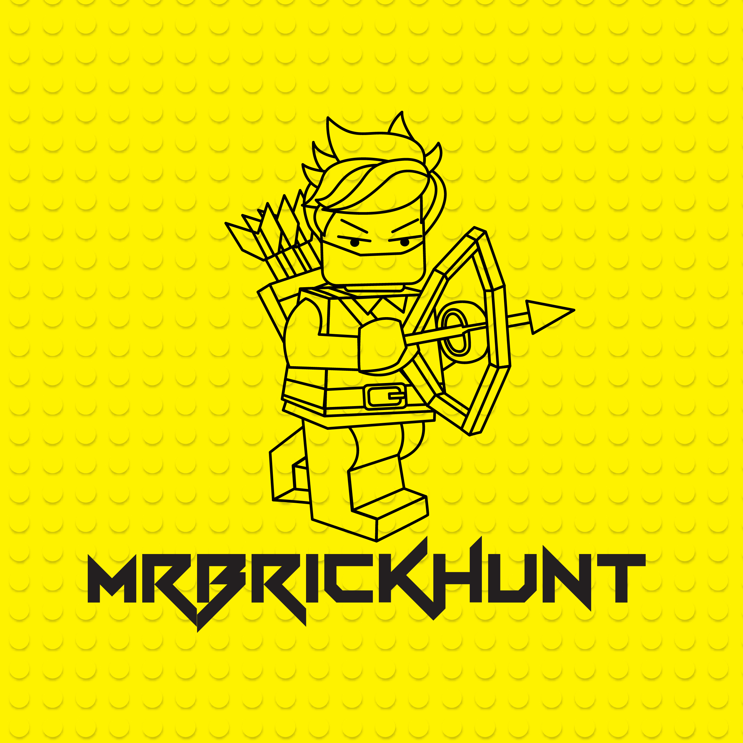 Mr Brick Hunt